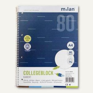 Seminarblock - Collegeblock DIN A4