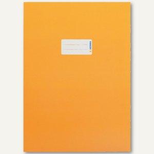 Herma Heftschoner DIN A5, Karton, orange, 19761