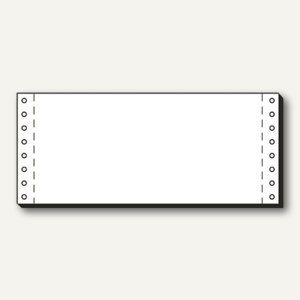 Endlospapier 4x240 mm (DIN lang)