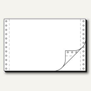 Tabellierpapier DIN A5 quer