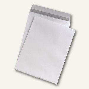 Versandtaschen C4 ohne Fenster, selbstklebend, 90g/qm wei