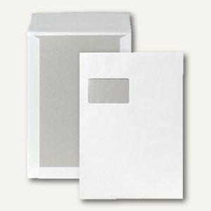 Papprückwandtasche C4 mit Fenster