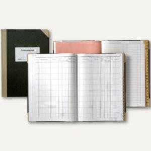 Prozessregister-Buch, Namensregister A - Z, DIN A4, Leinen, 112 Seiten, 1277700