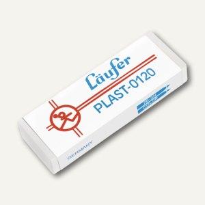 Läufer Radiergummi Plast 0120, 65 x 21 x 12 mm, 0120