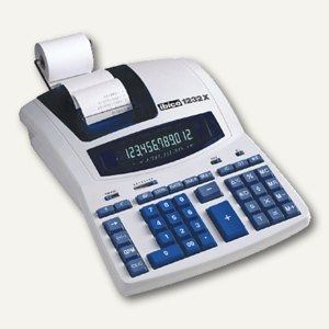 Druckender Tischrechner 1232X