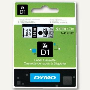 D1 Etikettenband