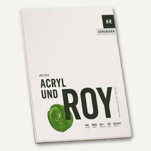 Acrylmalblock ACRYL UND ROY