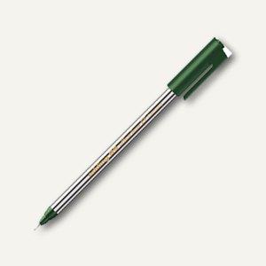 Edding Fineliner 89, Strichbreite 0.3 mm, grün, 4-89004