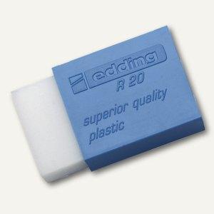 Kunststoff Radierer R20