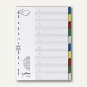 Register Kunststoff