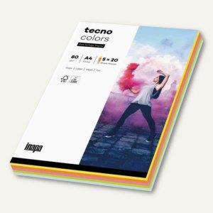 Papier color DIN A4 - 80 g/qm