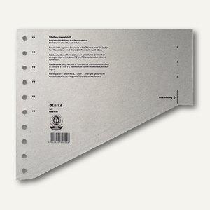 Staffel-Trennblätter für DIN A4
