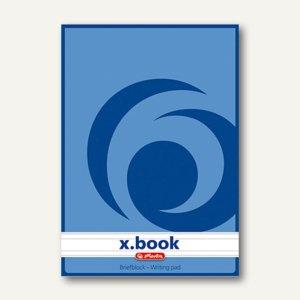 Briefblock x.book DIN A5