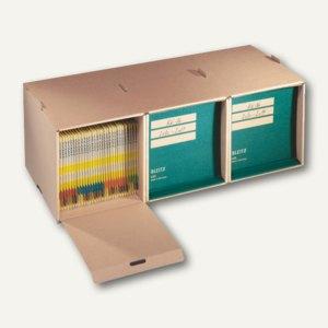 Archiv-Depot für Einstellmappen DIN A4, 82.5 x 28.5 x 37 cm, 10 Stück