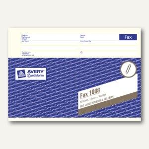 Formularbuch Faxvordruck