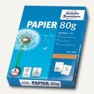 InkJet- und Laserpapier DIN A4