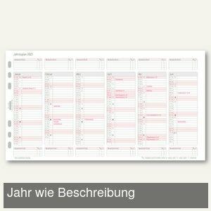 Zeitplaner Jahresplan, DIN A5, 50278
