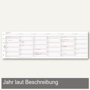 Zeitplaner Jahresplan Mini, DIN A7, 50636