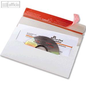 ColomPac CD-/DVD-Brief, DL ohne Fenster, für CD/DVD + Brief, CP040.16