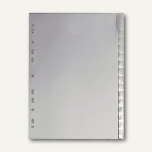 Kunststoffregister DIN A4