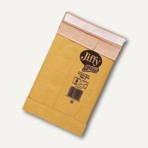 Jiffy Papierpolster-Versandtasche Nr. 0, 150 x 229 mm, 413307
