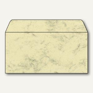 Marmor-Briefumschlag DL m. Innendruck