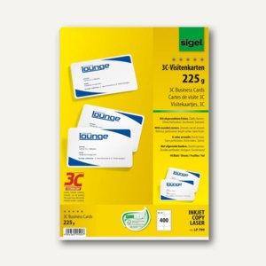 PC-Visitenkarten 3C