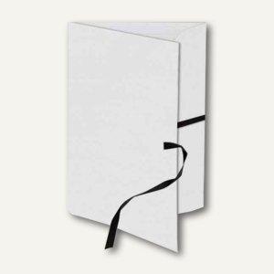 Zeichnungsmappe/Sammelmappe mit Bändern