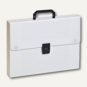 Rumold Zeichenkoffer DIN A4, transparent, 370106