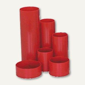 M&M Schreibtisch-Boy mit 6 Röhren, rot, 68500235, 68500237