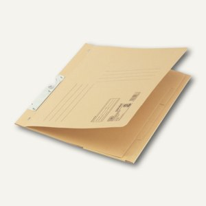 Mehrfach-Pendelhefter A4, Personal-/Kredithefter, natron, 100420923