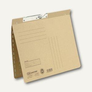 Pendelhefter DIN A4, kaufm. Heftung, 230 g/qm, natron, 100560106
