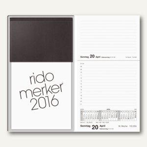 Dohse Tischkalender rido-merker 2016