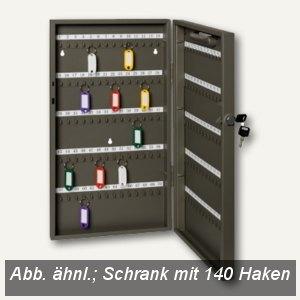 Schlüsselschrank mit 140 Haken