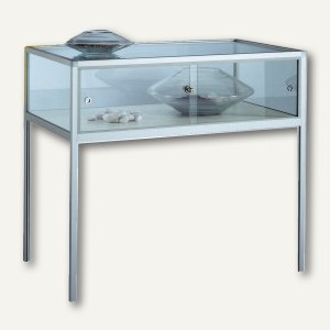 Tischvitrine NICE - 100 x 90 x 60 cm