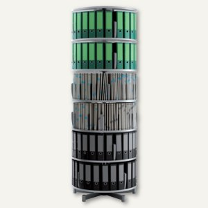 Ordnersäule Rotafile Multifile (H)231 x (Ø)80 cm