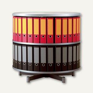 Ordnersäule Rotafile Multifile (H)87 x (Ø)80 cm