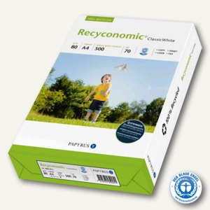 Universalpapier Recyconomic Classic White