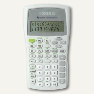 Schulrechner TI-30 X IIB