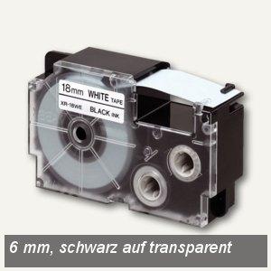 Beschriftungsband 6 mm/8 m