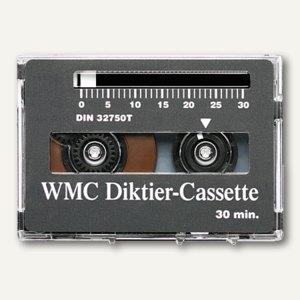 Cassetten für Grundig Diktiergerät