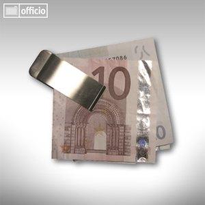 Geldklammer und Taschenmesser aus Edelstahl