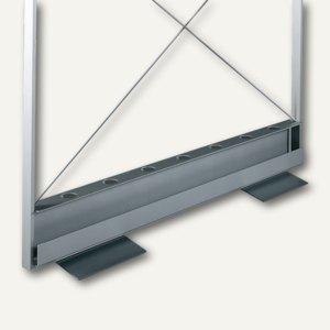 Schirmwanne OPLA - aus Aluminium