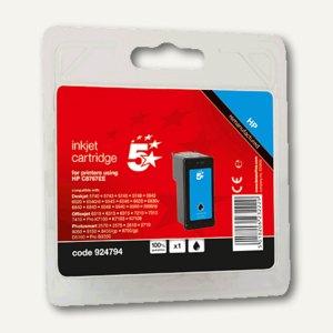 Tintenpatrone schwarz kompatibel zu HP C8767EE Nr.339