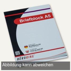 Briefblock CF