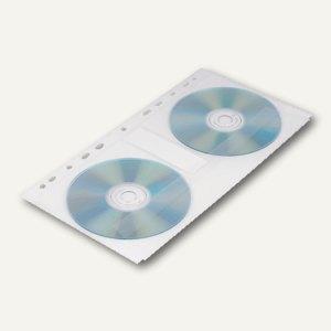 CD/DVD-Hüllen zum Abheften