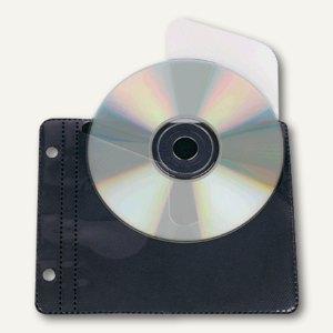 CD/DVD Hüllen mit Vlieseinlage
