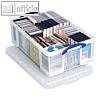 Clickbox Archiv Container 710 x 440 x 230 mm | Unterbettbox (1 Stück)