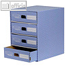 Fellowes Bankers Box Style Archiv Schubladenbox 9253
