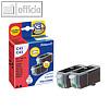 Pelikan Tintenpatronen für Canon Pixma, schwarz, 4106643